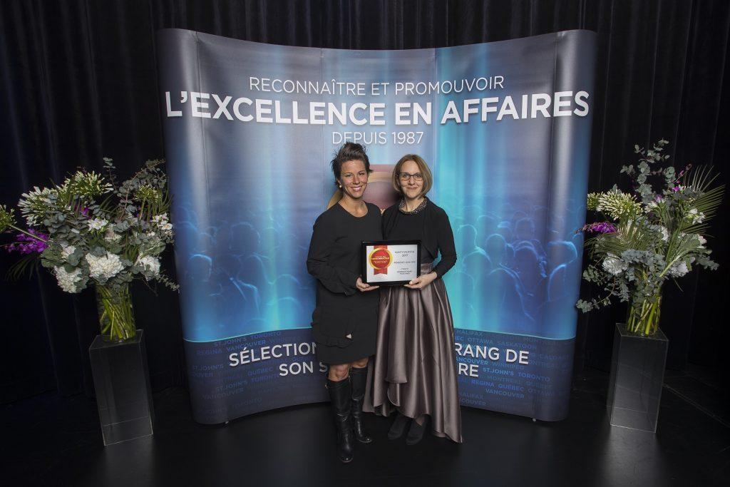 La Résidence L'Eau Vive récipiendaire du Prix du Choix du Consommateur 2017